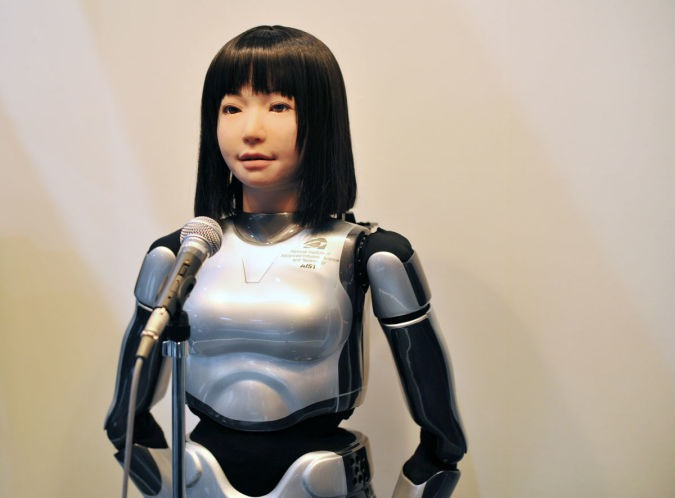 singing_robot5 What Can Humanoid Robots Do?!