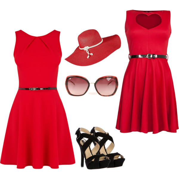 spring-red-dresses The Latest And Hottest Fashion Trends for Spring