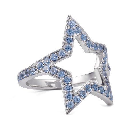 star.silver.bluetopaz-475x475 How To Use Silver Accessories In Different Occasions ?