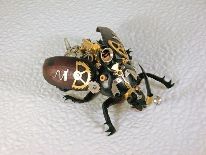 steampunk_clockpunk_bugs How do Robo-Bugs Look Like?
