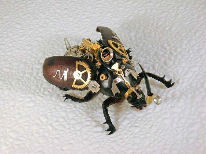 steampunk_clockpunk_bugs How do Robo-Bugs Look Like?
