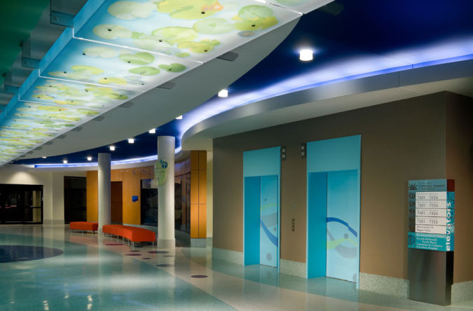 suspended-ceiling-glass Awesome and Dazzling Suspended Ceiling Decorations