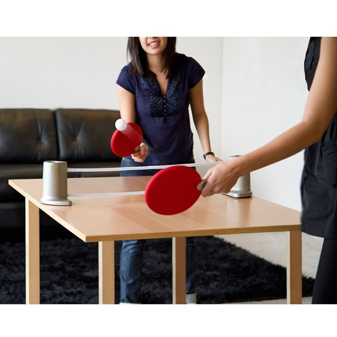table-tennis 20 Most Unique and Uncommon Gift Ideas for Everyone