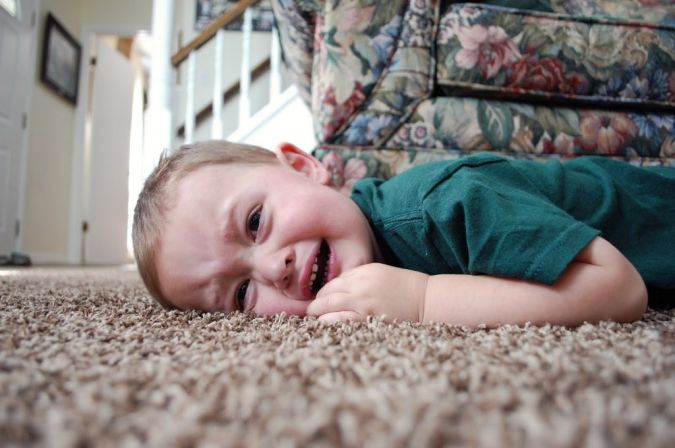 tantrum Do You Know How to Deal with Tantrums?