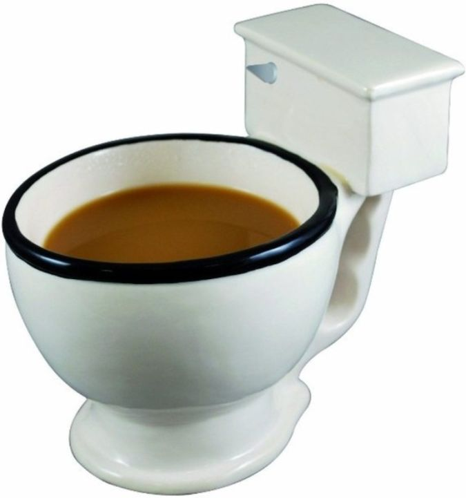 toilet-mug The Ugliest Gift Ideas for the Person Whom You Detest