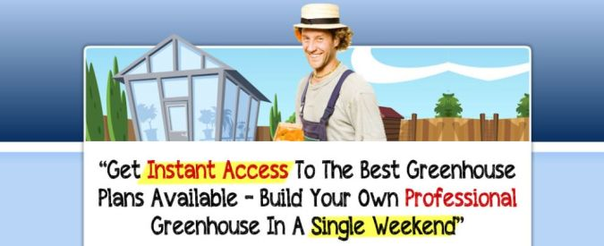 top2 Build Your Own Greenhouse on This Weekend