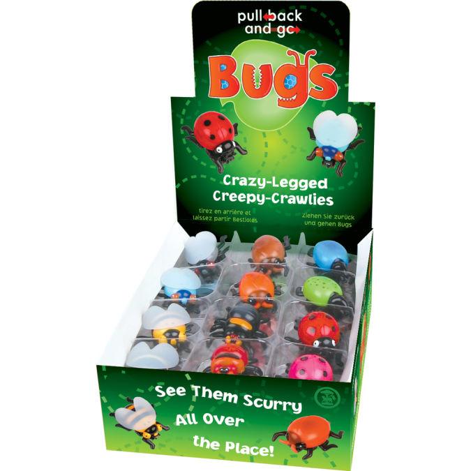 toys How do Robo-Bugs Look Like?