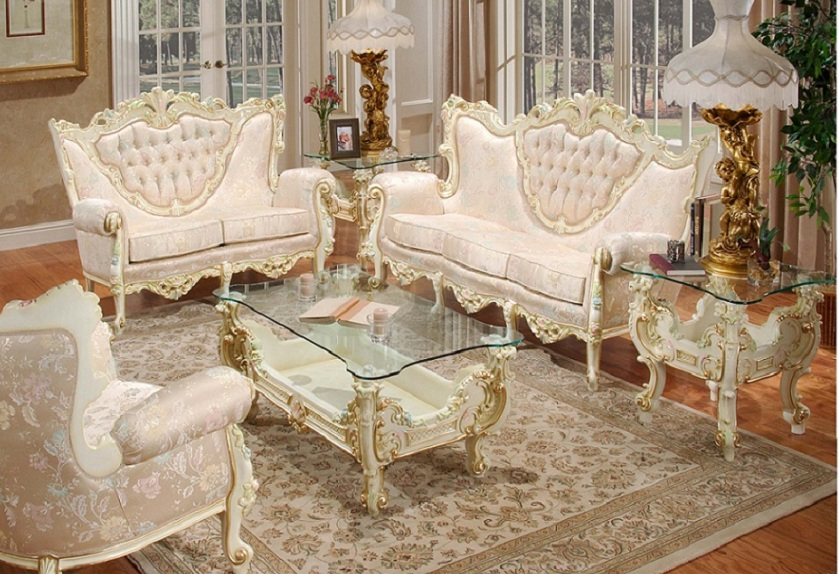 victorian-living-room- Stunning And Contemporary Victorian Decorating Ideas