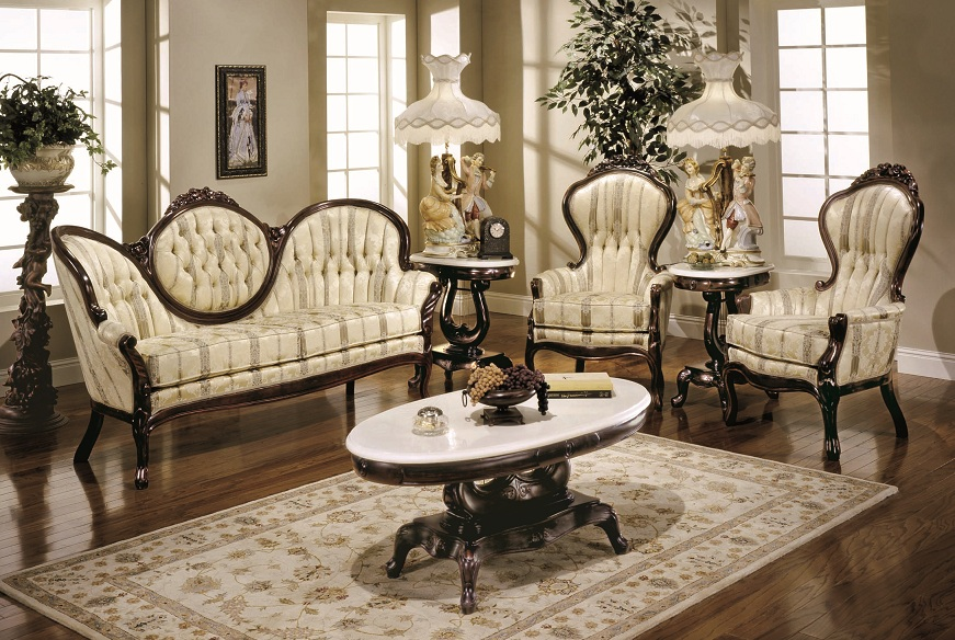 victorian-living-room. Stunning And Contemporary Victorian Decorating Ideas