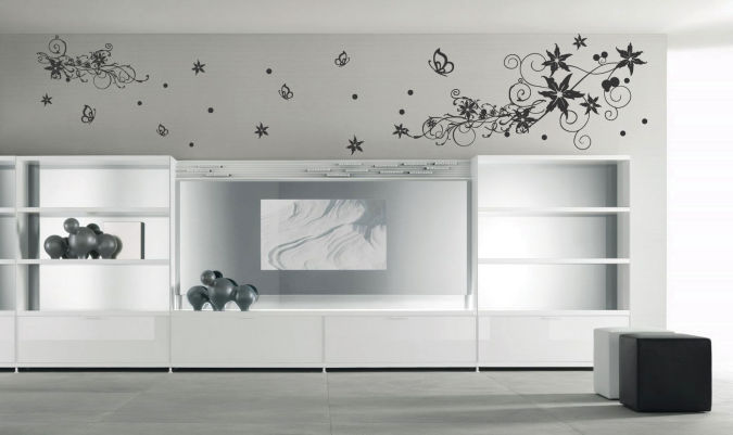 vine3-wall-sticker-4 Amazing and Catchy Wall Stickers for Home Decoration