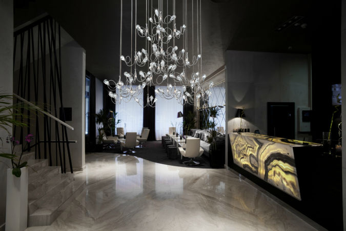 volare Awesome and Dazzling Suspended Ceiling Decorations