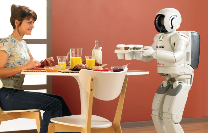 waiter What Can Humanoid Robots Do?!