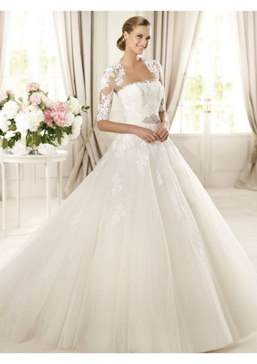 wedding-dresses-2013-009-1 70 Breathtaking Wedding Dresses to Look like a real princess