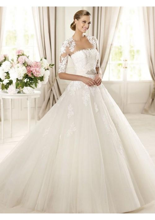 wedding-dresses-2013-009-1 70 Breathtaking Wedding Dresses to Look like a real princess