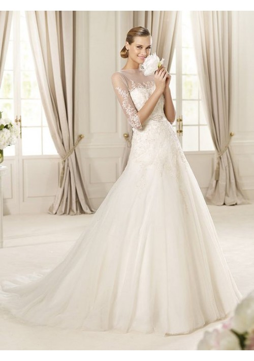 wedding-dresses-2013-058-1 70 Breathtaking Wedding Dresses to Look like a real princess
