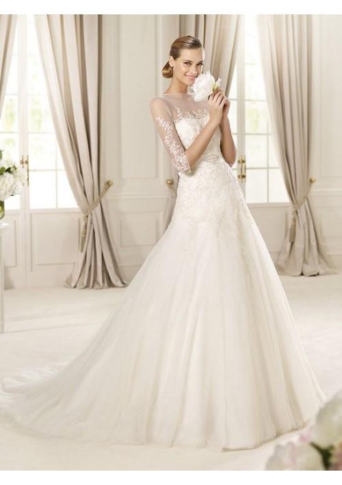 wedding-dresses-2013-058-1 70 Breathtaking Wedding Dresses to Look like a real princess