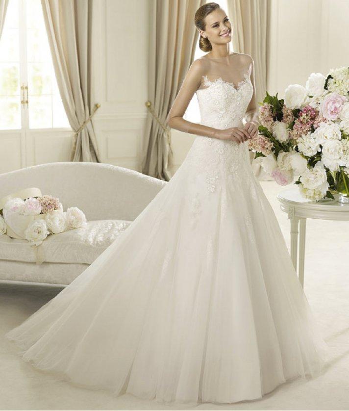wedding-dresses-2013-348 70 Breathtaking Wedding Dresses to Look like a real princess