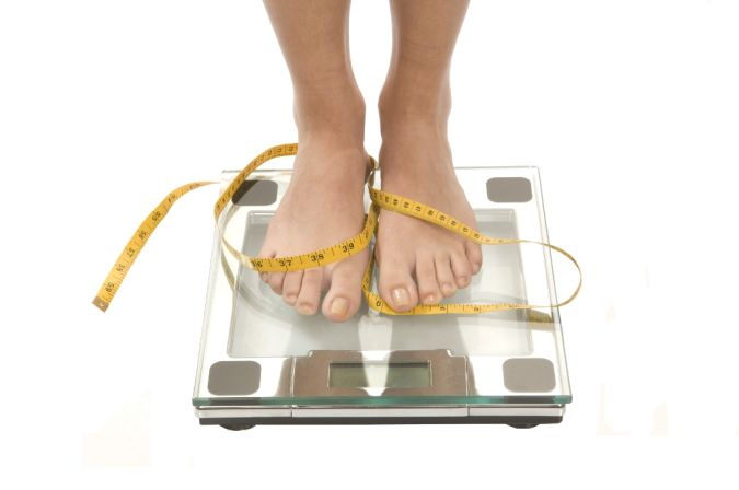 weightloss scale How to Lose Weight at Age +40