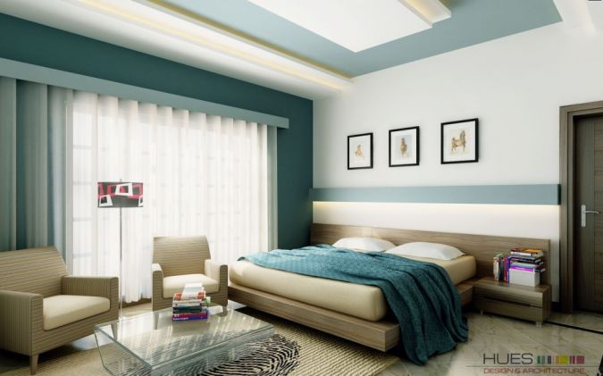 white-curtain-and-brown-beds-with-white-pillows-in-bedroom 20+ Awesome Images for the Latest Models of Curtains
