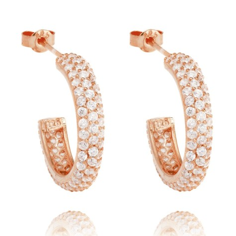 wide-circle3-475x475 How To Use Earrings With Straight Hair, Tied or with Veil