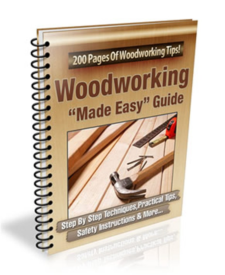 woodworking-guide-plans 9000 Inspiring Furniture and Craft Plans