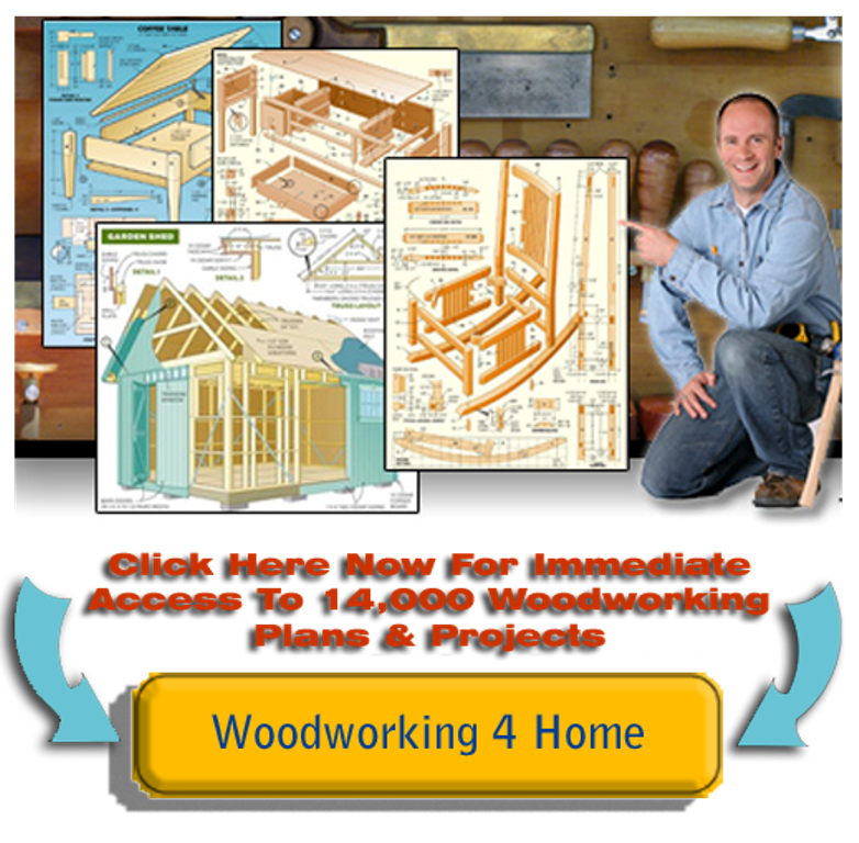 woodworking4homeNew Get Access to 14,000 Woodworking Plans & Projects
