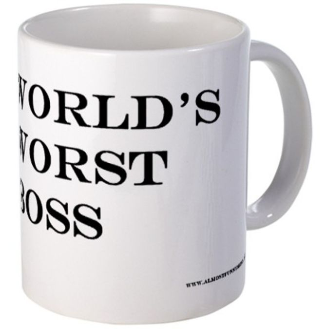 worlds_worst_boss_mug The Ugliest Gift Ideas for the Person Whom You Detest