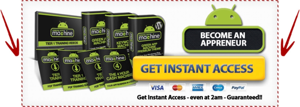 www.greenappmachine How Green App Machine Will Automate Building Your Own Mobile Apps Without Any Technical Knowledge