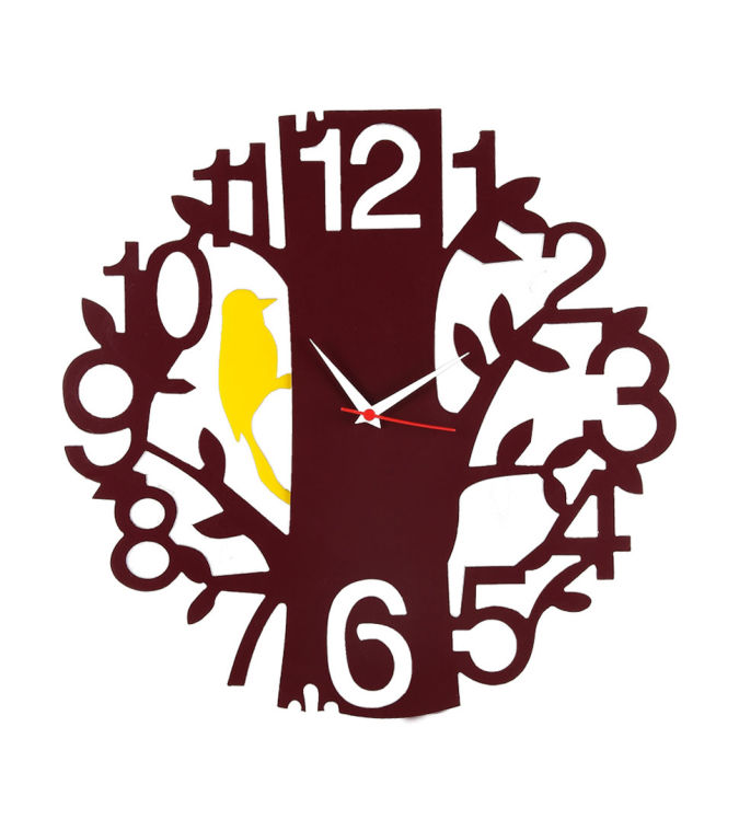 0004144 15 Amazing Wall Clocks Will Be Pieces Of Art In Your Home