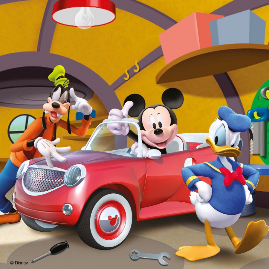 09247_mickey_mouse_clubhouse_3_in_a_box_jigsaw_1_1 Mickey Mouse Popular Cartoon Character