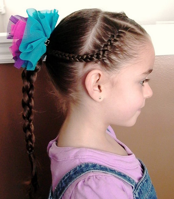 10-little-girls-hairstyles Babies' Charming Hairstyles