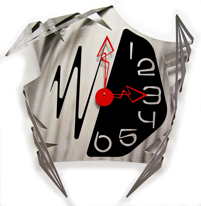 1000-Wall-Clock 15 Amazing Wall Clocks Will Be Pieces Of Art In Your Home