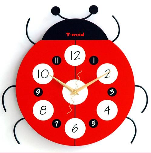1323249360_288976186_4-WallClock-for-Kids-For-Sale 15 Amazing Wall Clocks Will Be Pieces Of Art In Your Home