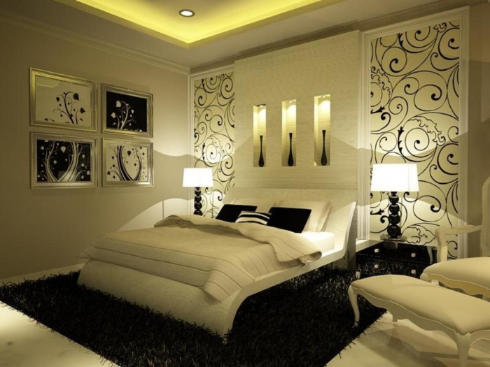 15 Fabulous and Breathtaking Bedroom Designs