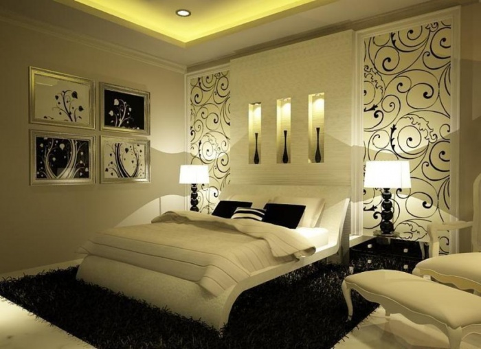 17 Fabulous and Breathtaking Bedroom Designs