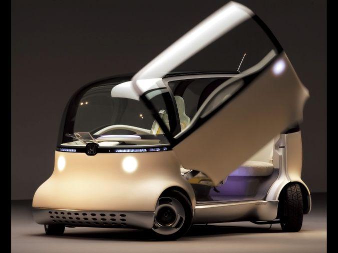 2007-Honda-PUYO-Concept-Front-And-Side-Open-Door 30 Creative and Breathtaking Car Design Ideas