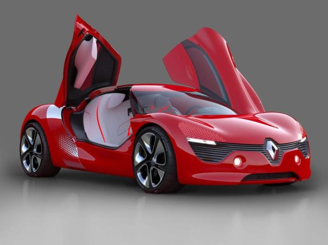 2010-renault-dezir-concept 30 Creative and Breathtaking Car Design Ideas