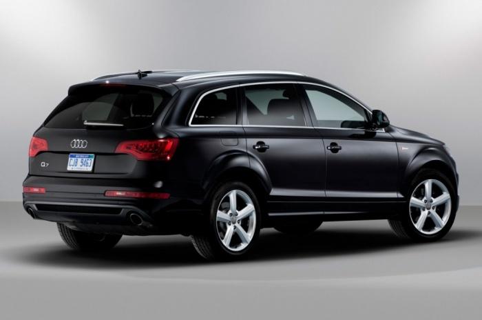 2013-Audi-Q7-rear-side-view-1500x996 Latest Audi Auto Designs