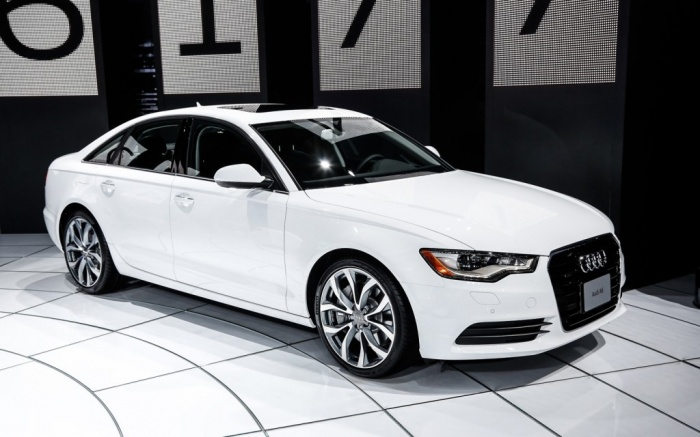 2014-Audi-A6-TDI-front-right-side Latest Audi Auto Designs