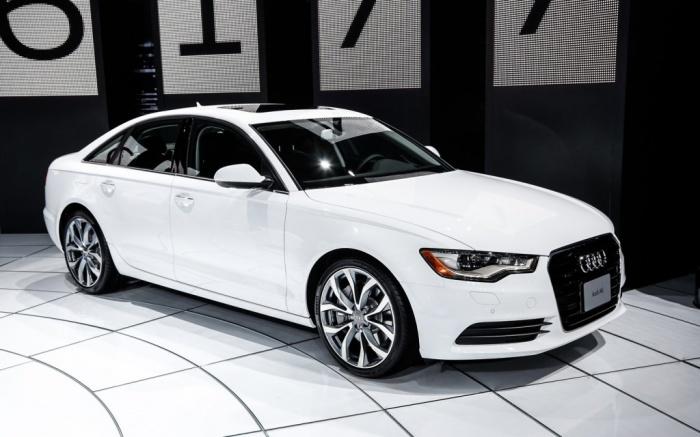 2014-Audi-A6-TDI-front-right-side Latest Audi Auto Designs