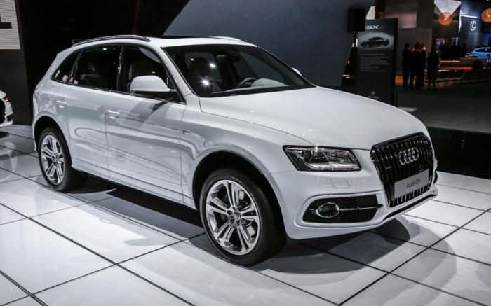 2014-Audi-Q5-TDI-front-right-view Latest Audi Auto Designs
