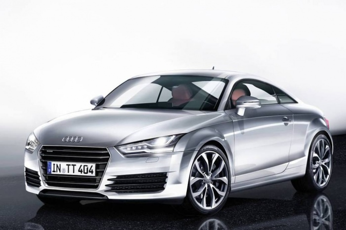 2014-Audi-TT Latest Audi Auto Designs