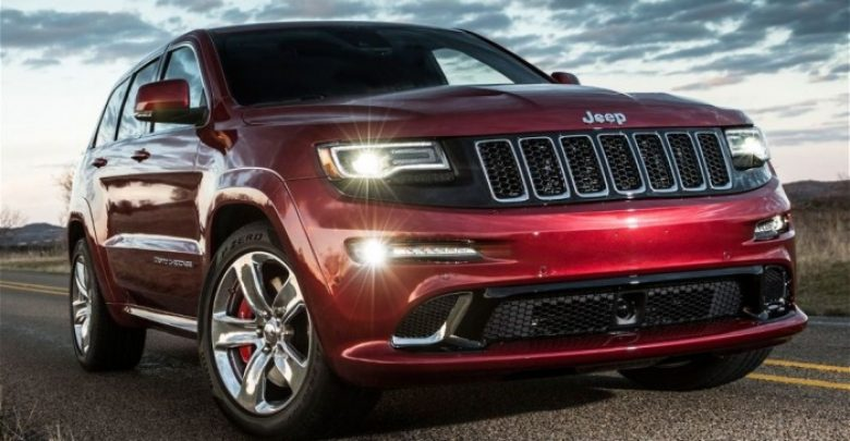 Photo of The Magnificent Jeep Grand Cherokee