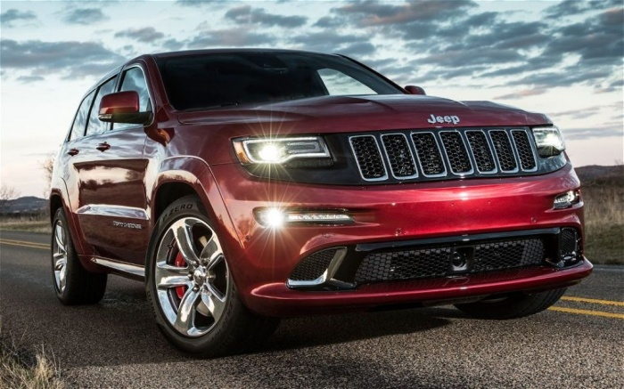 2014-Jeep-Grand-Cherokee-SRT-front-three-quarters The Magnificent Jeep Grand Cherokee