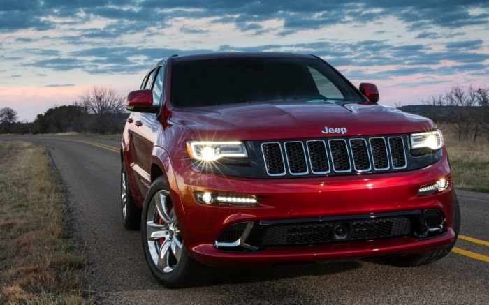 2014-Jeep-Grand-Cherokee-SRT-front The Magnificent Jeep Grand Cherokee