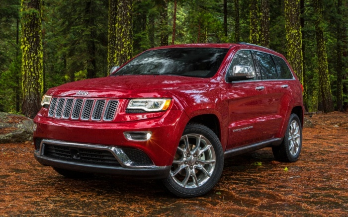 2014-Jeep-Grand-Cherokee-Summit-front The Magnificent Jeep Grand Cherokee