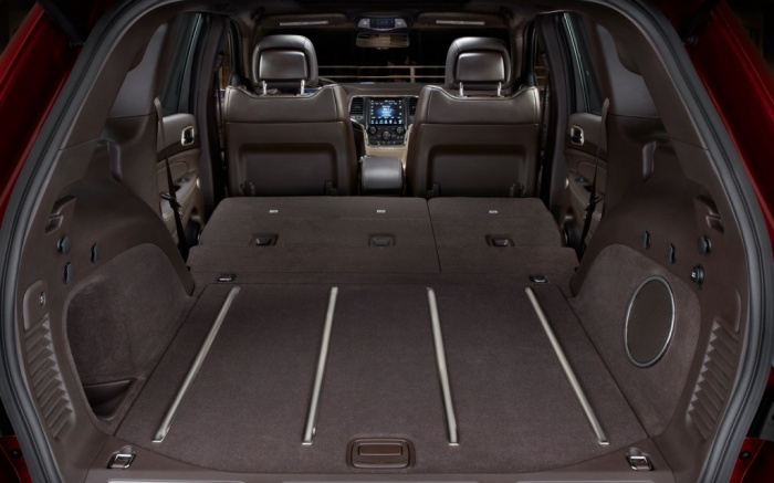 2014-Jeep-Grand-Cherokee-Summit-rear-interior-cargo-space-2 The Magnificent Jeep Grand Cherokee