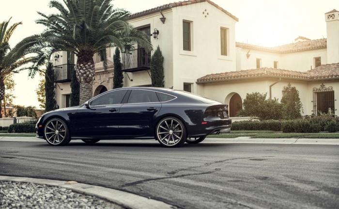 2014-audi-s7-on-vosen-wheels Latest Audi Auto Designs