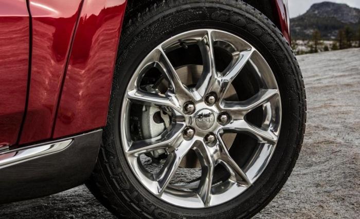 2014-jeep-grand-cherokee-summit-wheel The Magnificent Jeep Grand Cherokee