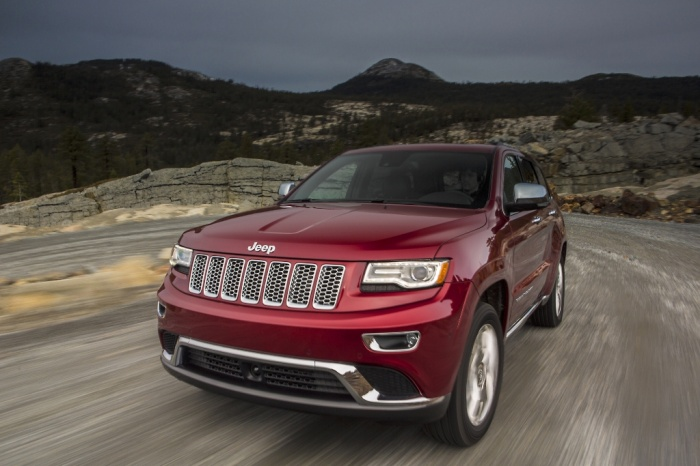 2014_Jeep_Grand_Cherokee_Summit The Magnificent Jeep Grand Cherokee